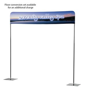 Tabletop Banner System - 8' Image 4 of 4