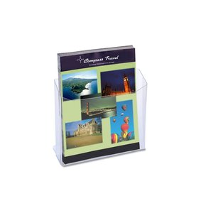Catalog Literature Holder - Blank Image 2 of 2