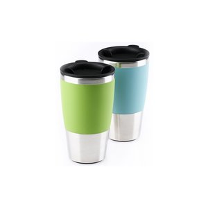 Fusion Travel Tumbler - 12 oz. - Closeout Image 1 of 1