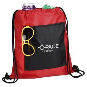 Color-Block Insulated Sportpack Image 1 of 3