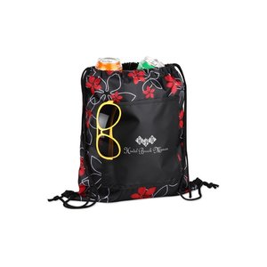 Printed Insulated Sportpack - Floral Image 1 of 2