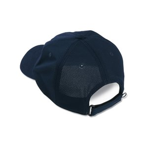 Dry Mesh-Back Cap - Embroidered Image 1 of 1
