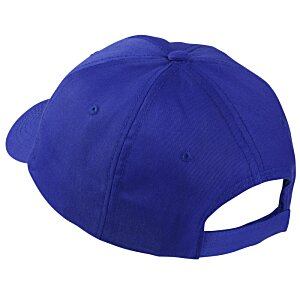 Polyester 5-Panel Cap - Embroidered Image 1 of 2