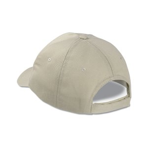 Polyester 6-Panel Cap - Transfer Image 1 of 2