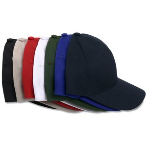Polyester 6-Panel Cap - Transfer Image 2 of 2