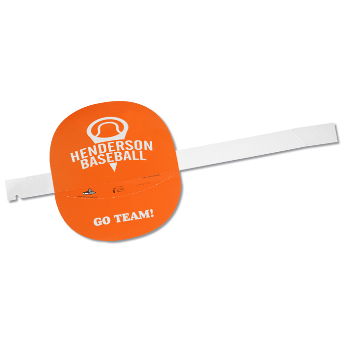 4imprint.com  Paper Baseball Hat Headband 113609 ee83cabfcfe