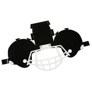 Paper Football Helmet Image 1 of 2