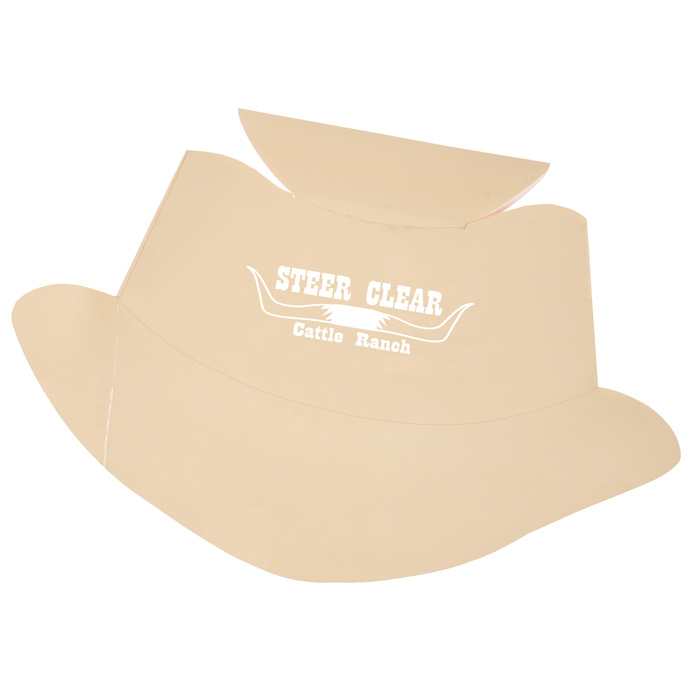 paper cowboy hat item no 113613 from only 59c ready to be