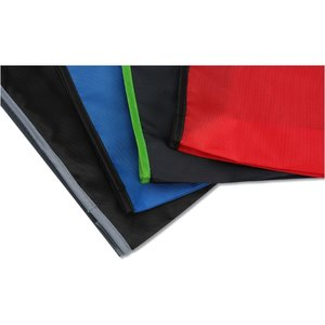 Color Block Shoulder Tote Image 2 of 3