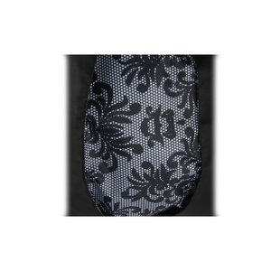 Peekaboo Print Sportpack - Black Lace - Closeout Image 2 of 2