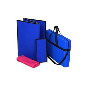 Fold N Go Tabletop Kit - 4' - Header Image 1 of 1