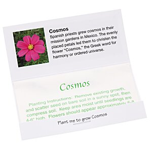 Matchbook Seed Packet - Cosmos Image 1 of 1