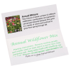 Matchbook Seed Packet - Annual Mix