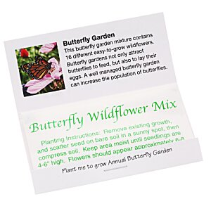 Matchbook Seed Packet - Butterfly Garden Image 1 of 1