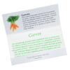 View Extra Image 1 of 1 of Matchbook Seed Packet - Carrot