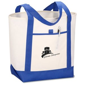 Set Sail Boat Tote Image 2 of 4