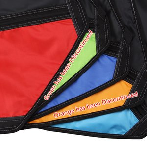 Bold Divider Drawstring Backpack Image 1 of 2