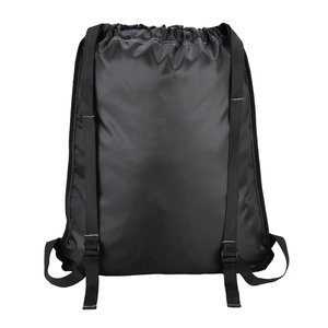 Bold Divider Drawstring Backpack - Closeout Image 2 of 2