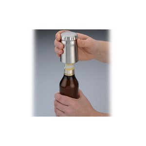 Brookstone Easy-Open Bottle Opener - Overstock Image 3 of 3