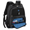 View Extra Image 3 of 7 of Zoom Checkpoint-Friendly Laptop Backpack - Embroidered