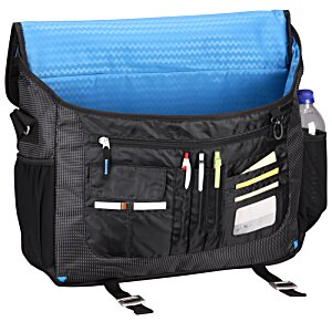 Zoom Checkpoint-Friendly Laptop Messenger - 24 hr