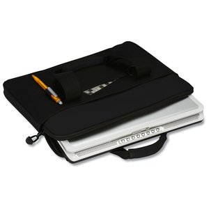 Tuck Neoprene Laptop Brief Image 4 of 4
