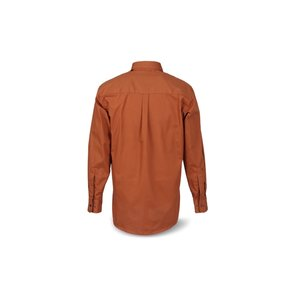 Point Collar Poplin Shirt - Men's - 24 hr