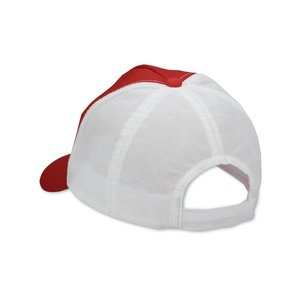 Lightweight Two-Tone Value Cap - Full Color Image 1 of 1