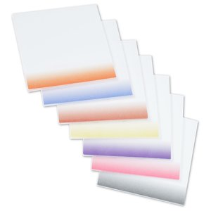 Bic Sticky Note - Designer - 3x3 - Ombre - 25 Sheet Image 1 of 1