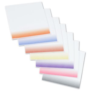 Bic Sticky Note - Designer - 3x3 - Ombre - 50 Sheet Image 1 of 1