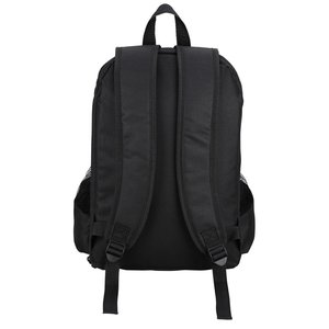 Continental Checkpoint-Friendly Laptop Backpack - Embroidered Image 1 of 2