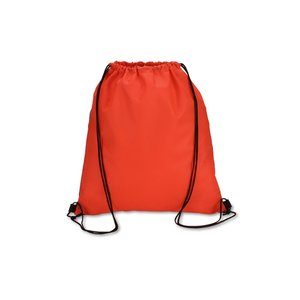 Hexagon Print Drawstring Sportpack Image 1 of 2