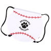 Game Time! Baseball Drawstring Backpack Image 1 of 2