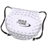 Game Time! Golf Ball Drawstring Backpack - 24 hr Image 1 of 2