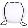 View Extra Image 2 of 2 of Game Time! Soccer Ball Drawstring Backpack - 24 hr