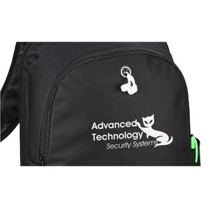 Outbound Checkpoint-Friendly Laptop Backpack - Embroidered Image 1 of 4