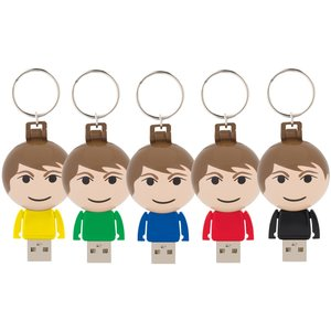 Ball USB People - 8GB - Male Image 1 of 2