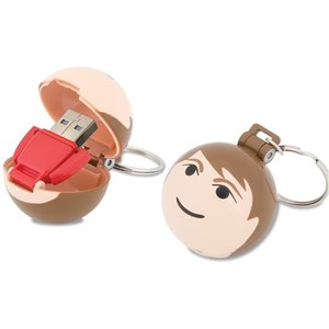 Ball USB People - 4GB - Female Image 2 of 2