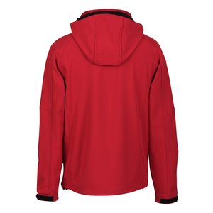 Tulsa Hooded Bonded Soft Shell Jacket - Men's Image 1 of 1