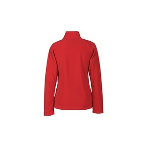 Ecotech-Fleece100 Recycled Polyester Jacket - Ladies' Image 1 of 2