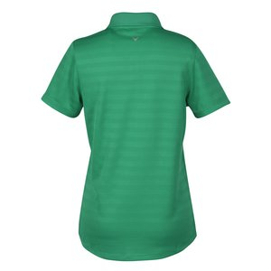 Callaway Textured Performance Polo - Ladies' Image 1 of 1