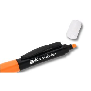 Cyclone Pen/Highlighter - Closeout Image 1 of 1
