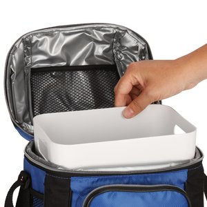 Coleman 9-Can Soft-Sided Cooler - 24 hr Image 3 of 3