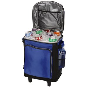 Coleman 42-Can Soft-Sided Wheeled Cooler Image 4 of 8