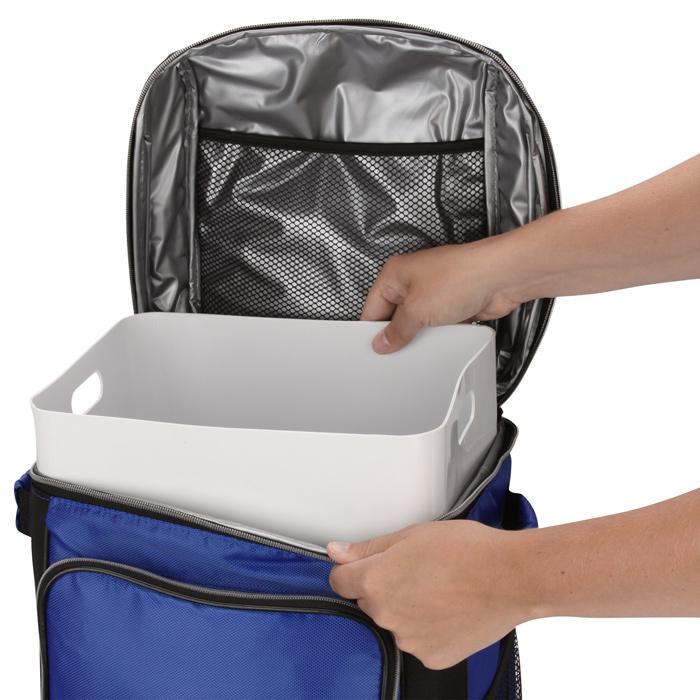 d0b6e700ea5e Coleman 42-Can Soft-Sided Wheeled Cooler