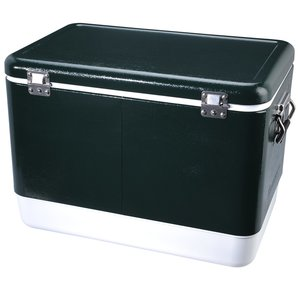 Coleman 54-Quart Classic Steel Belted Cooler Image 2 of 2