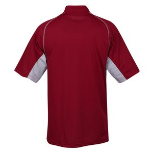 Parallel Snag Protection Polo - Men's