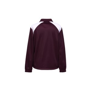 Harriton Tricot Track Jacket - Ladies' Image 1 of 1