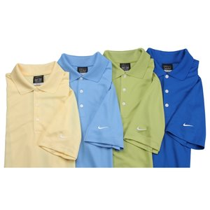 Nike Performance Micro Pique Polo - Men's Image 2 of 4