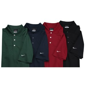 Nike Performance Micro Pique Polo - Men's Image 4 of 4